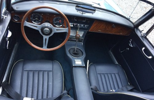 1967 Austin Healey 3000 MK3 BJ8  For Sale (picture 5 of 5)