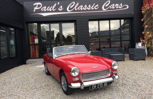 1967 Austin Healey Sprite  For Sale (picture 1 of 5)