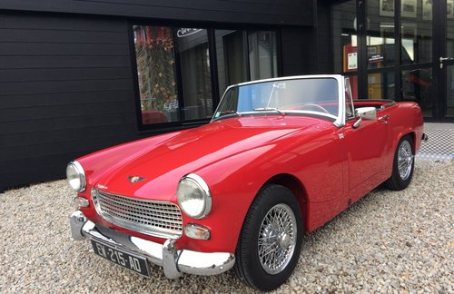 1967 Austin Healey Sprite  For Sale (picture 2 of 5)