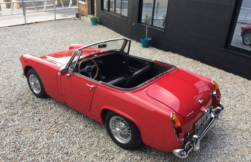 1967 Austin Healey Sprite  For Sale (picture 3 of 5)