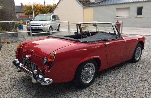 1967 Austin Healey Sprite  For Sale (picture 4 of 5)