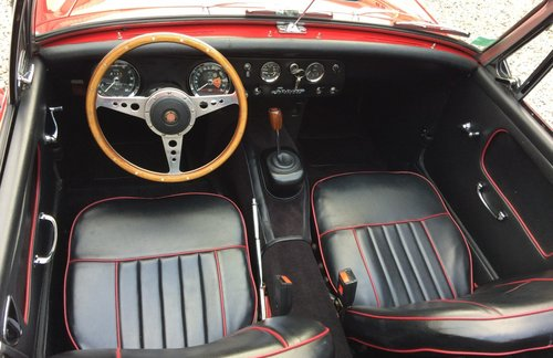 1967 Austin Healey Sprite  For Sale (picture 5 of 5)