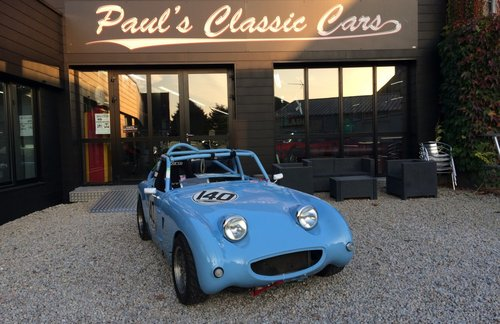 1959 Austin Healey race car  For Sale (picture 1 of 6)