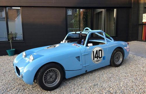 1959 Austin Healey race car  For Sale (picture 2 of 6)