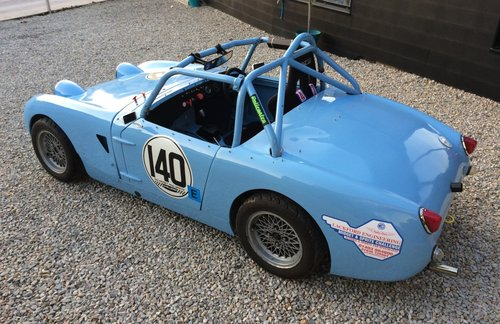 1959 Austin Healey race car  For Sale (picture 3 of 6)