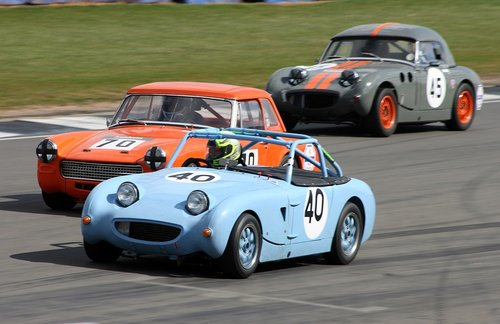 1959 Austin Healey race car  For Sale (picture 5 of 6)