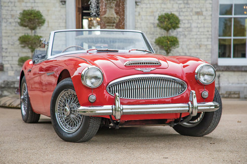 1963 Austin Healey 3000 MKIIA BJ7 | Specialist Restored SOLD (picture 1 of 6)