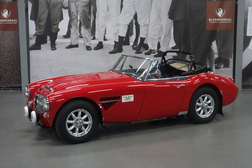 1967 Austin Healey 3000 MkIII Ph.2 Rally For Sale (picture 1 of 6)