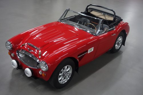 1967 Austin Healey 3000 MkIII Ph.2 Rally For Sale (picture 5 of 6)