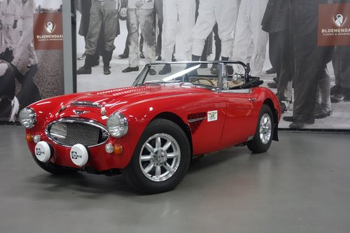 1967 Austin Healey 3000 MkIII Ph.2 Rally For Sale (picture 6 of 6)