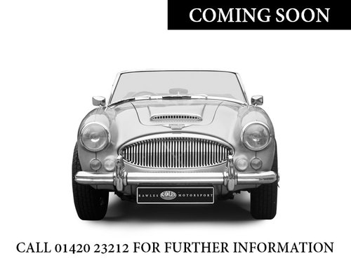 1962 SOLD Original RHD Project | Austin Healey 3000 MkIIA SOLD (picture 1 of 1)