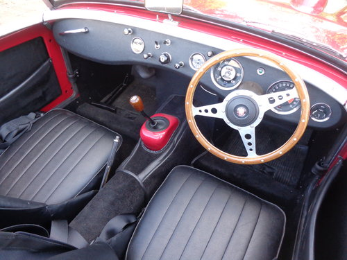 1959 A FULLY RESTORED FROGEYE SPRITE WITH SENSIBLE UPGRADES! For Sale (picture 4 of 5)