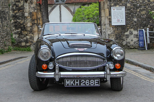 Austin Healey 3000 MkIII BJ8 | Upgraded Low Mile Restoration SOLD (picture 1 of 6)