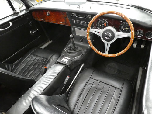 1967 Austin Healey MKIII 3000 BJ8 For Sale SOLD (picture 5 of 6)