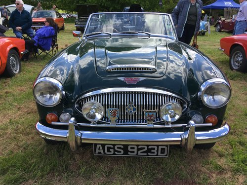 1966 Award winning Austin Healey 3000 MK111 For Sale (picture 1 of 6)