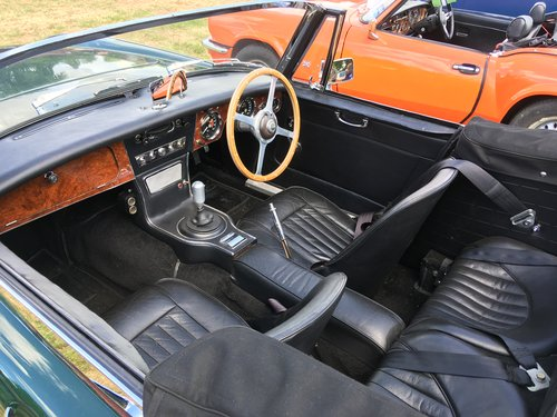 1966 Award winning Austin Healey 3000 MK111 For Sale (picture 4 of 6)