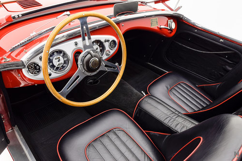 1956 AUSTIN HEALEY 100M ROADSTER For Sale (picture 4 of 6)