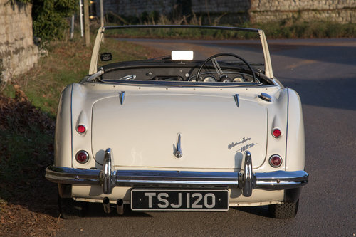 1957 Austin Healey 100/6 BN4 For Sale (picture 4 of 6)
