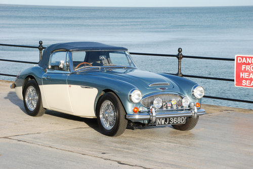 Austin Healey 3000 Mk 3 BJ8 phase 2 1966 For Sale (picture 1 of 6)