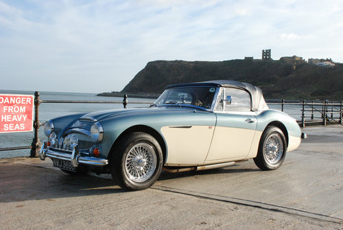 Wiring Diagram Austin Healey 3000 Mk Iii Bj8 Phase