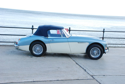 Austin Healey 3000 Mk 3 BJ8 phase 2 1965 SOLD (picture 2 of 6)