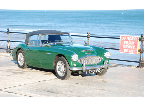 Austin Healey 3000 Mk 2A BJ7 1963 For Sale (picture 1 of 6)