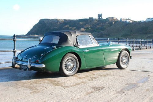 Austin Healey 3000 Mk 2A BJ7 1963 For Sale (picture 2 of 6)