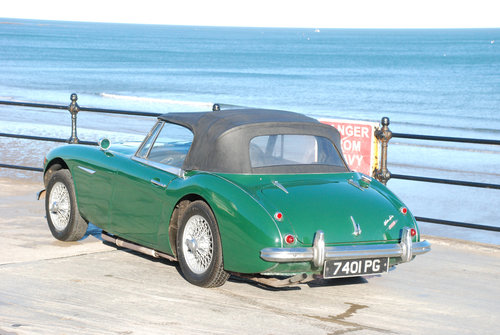 Austin Healey 3000 Mk 2A BJ7 1963 For Sale (picture 4 of 6)