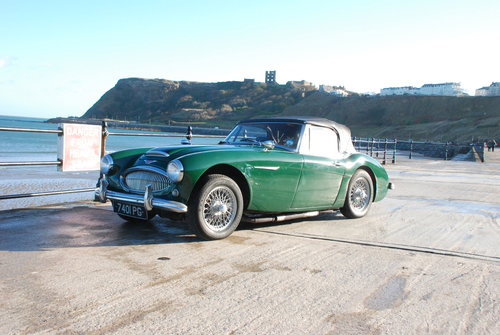 Austin Healey 3000 Mk 2A BJ7 1963 For Sale (picture 5 of 6)