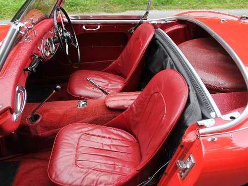 1959 Austin Healey 3000 MKI - 30k miles of touring since 91 SOLD (picture 5 of 6)