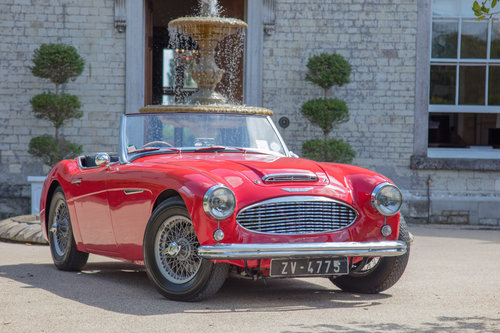 1957 Austin Healey 100/6 | UK RHD, Original Hardtop & Upgraded For Sale (picture 2 of 6)