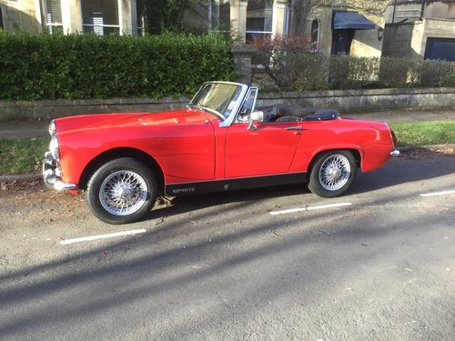 1971 MkIV Sprite For Sale (picture 1 of 6)