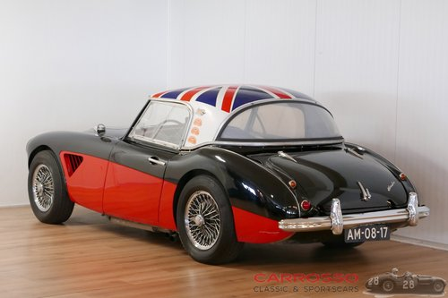 1959 Austin Healey 100-6 BN4 in good condition For Sale (picture 2 of 6)