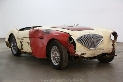 1955 Austin-Healey 100-4 BN2 For Sale (picture 1 of 6)
