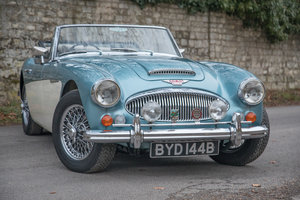 1964 Austin Healey 3000 MkIIA | Healey Blue & Ivory SOLD