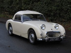 1959 Austin Healey Frogeye - UK, Matching No's and Colours For Sale