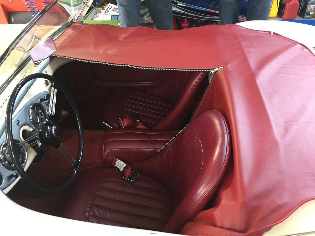 Gorgeous 1956 Austin Healey BN2 4spd + overdrive For Sale (picture 2 of 6)