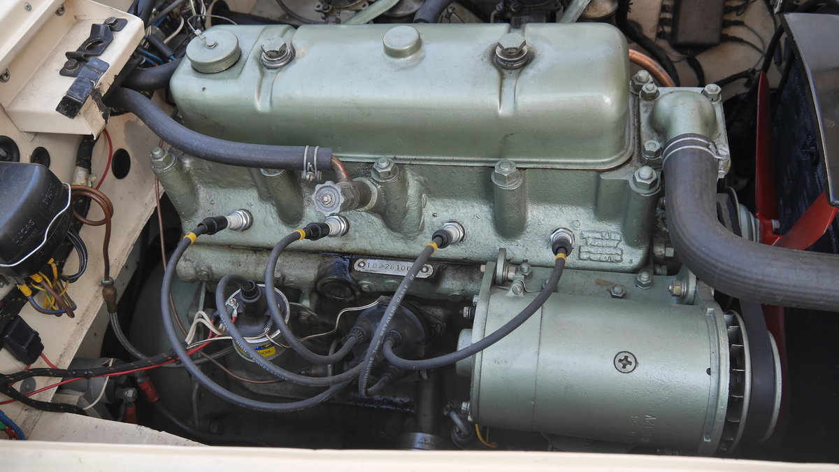 Gorgeous 1956 Austin Healey BN2 4spd + overdrive For Sale (picture 3 of 6)