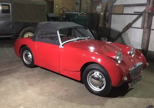 1959 Austin Healey Frogeye Sprite For Sale