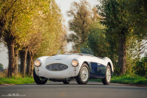1955 AUSTIN HEALEY 100 'S' SEBRING, 1 of 50 original built For Sale