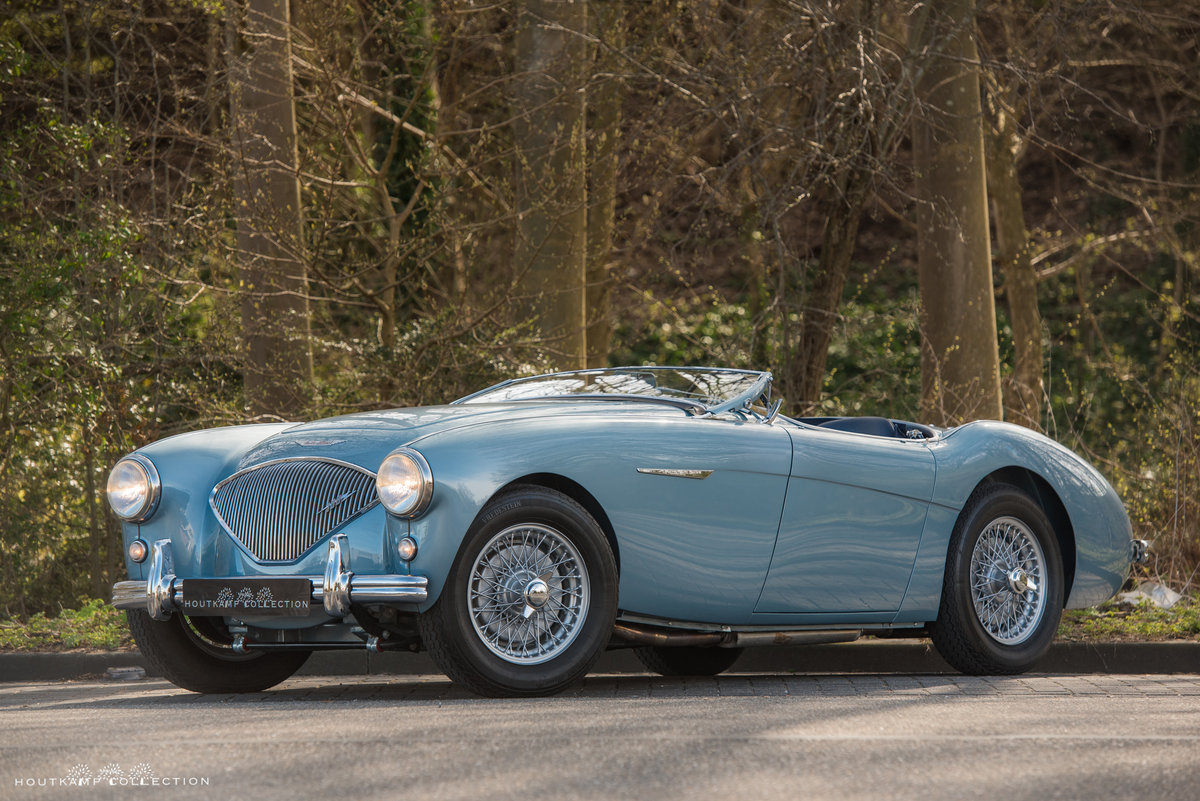 1953 AUSTIN HEALEY 100-4, Mille Miglia eligible For Sale (picture 1 of 6)