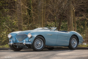 1953 AUSTIN HEALEY 100-4, Mille Miglia eligible For Sale