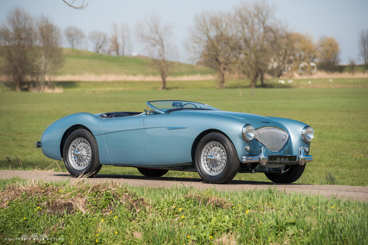 1953 AUSTIN HEALEY 100-4, Mille Miglia eligible For Sale (picture 2 of 6)