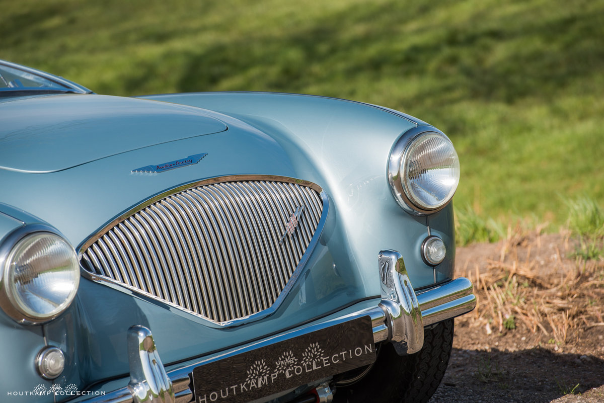 1953 AUSTIN HEALEY 100-4, Mille Miglia eligible For Sale (picture 5 of 6)
