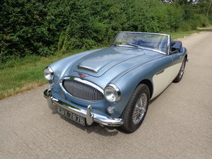 1966 AUSTIN HEALEY 3000 MK 3 PH 2 -  RESTORED TO SHOW CONDITION! For Sale