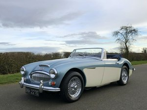 1967 Austin-Healey 3000 BJ8 Mklll (Phase ll) SOLD