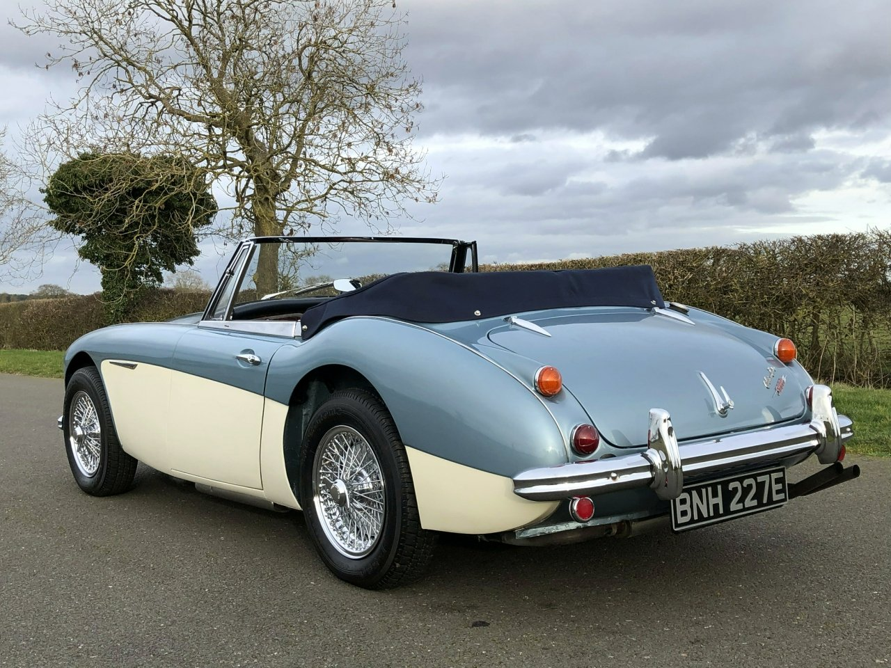 1967 Austin-Healey 3000 BJ8 Mklll (Phase ll) SOLD (picture 3 of 6)