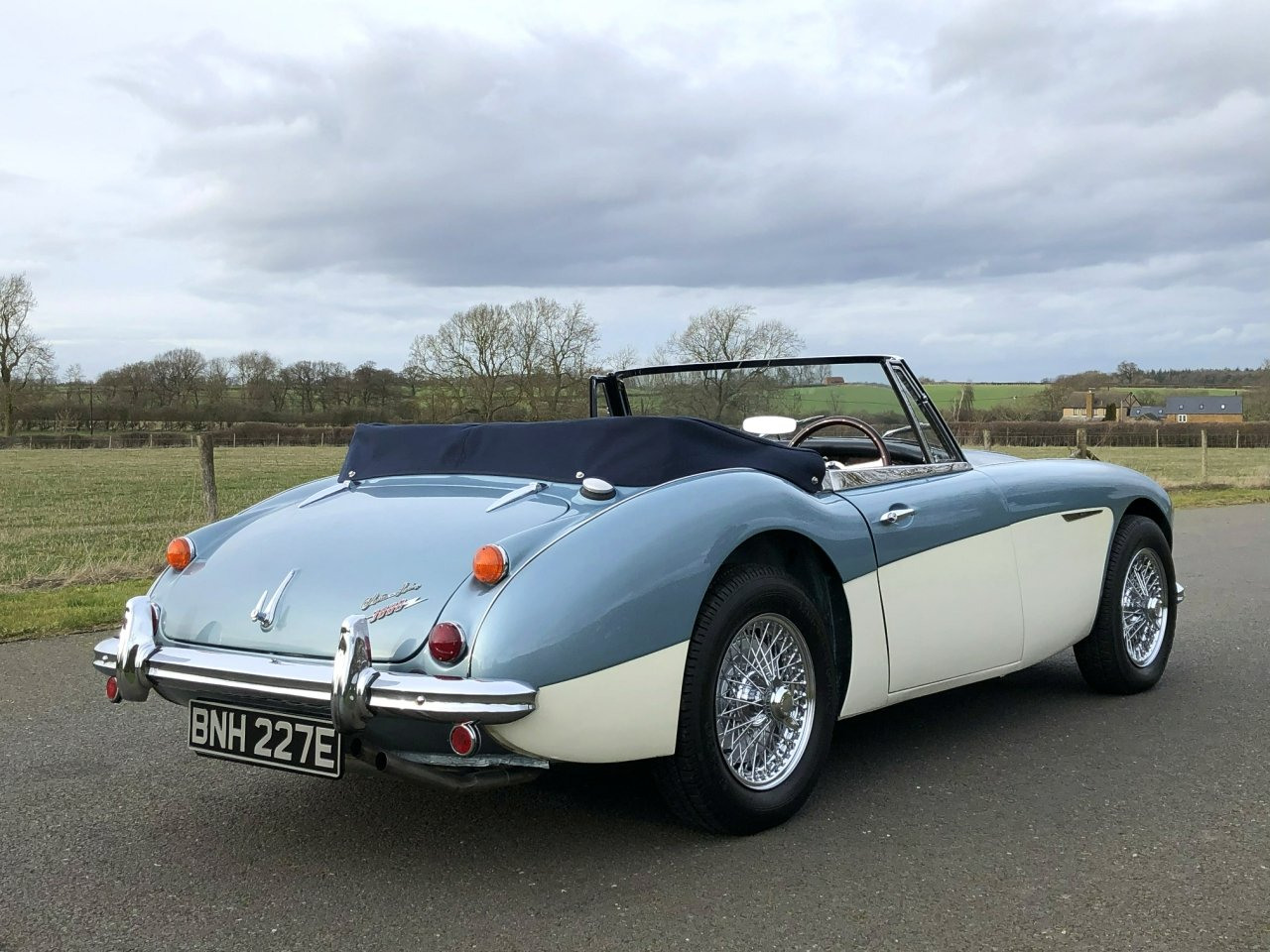 1967 Austin-Healey 3000 BJ8 Mklll (Phase ll) SOLD (picture 4 of 6)