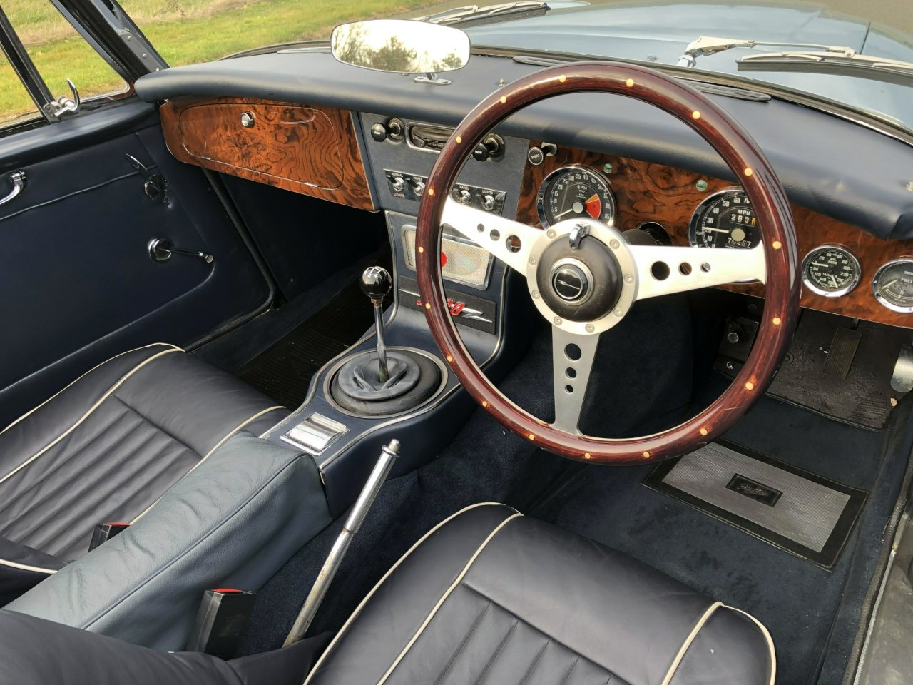1967 Austin-Healey 3000 BJ8 Mklll (Phase ll) SOLD (picture 5 of 6)