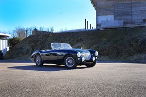 1956 - Austin-Healey 100/4 kit M  SOLD by Auction